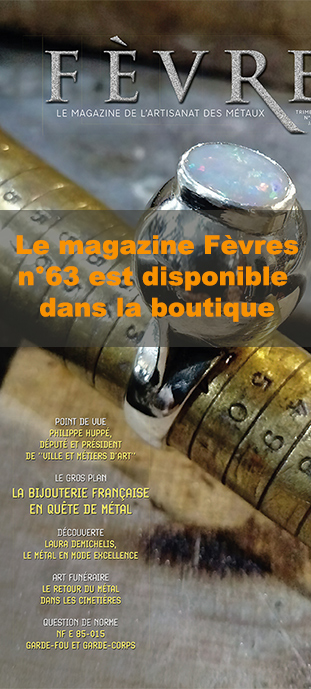 Magazine Fèvres n°63